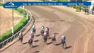 Vidéo de la course PMU PREMIO CANAL 13