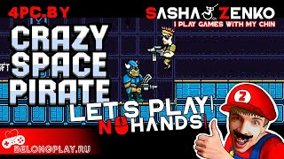 Crazy space pirate Gameplay (Chin & Mouse Only)
