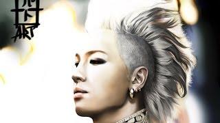 BIGBANG - Taeyang Speed Painting HD