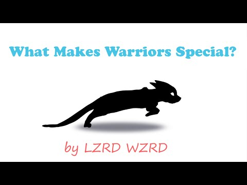 What Makes Warriors Special? - Analyzing Warrior Cats