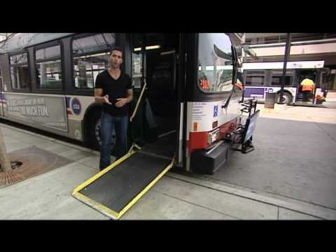 ADA Accessibility - July/Aug. 2010 - Connections - Chicago Transit Authority