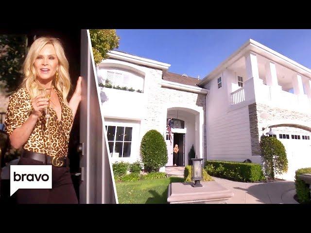 Go Inside Tamra Judge\'s New Coto de Caza Home | RHOC | Bravo