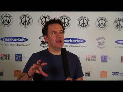 Woodstock Film Festival 2017: Kurt Voelker talks