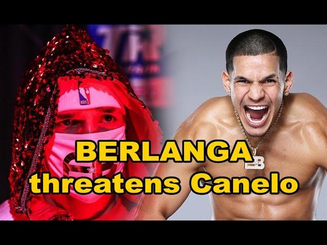 EDGAR BERLANGA WINS VS CANELO ALVAREZ