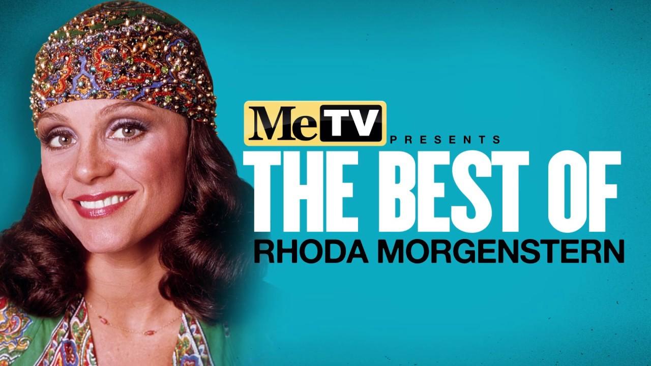 Metv Presents The Best Of Rhoda Morgenstern Youtube