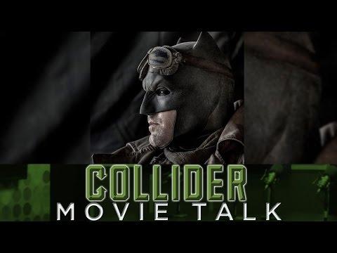 Collider Movie Talk - Will Batman Kill in BATMAN V SUPERMAN? ANT-MAN Wins Box Office