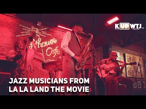 Jazz Musicians from LA LA LAND The Movie at The Lighthouse Cafe LIVE - S8E1