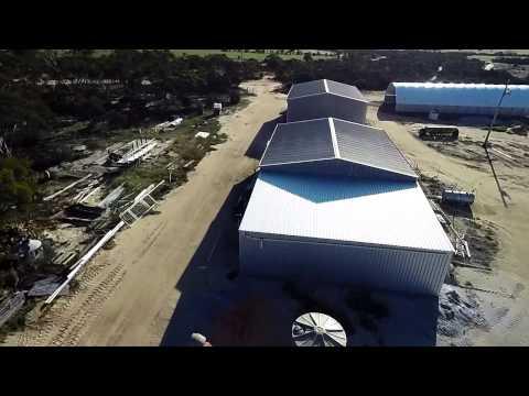 Suncloud Alpaca Farm Merredin Western Australia.