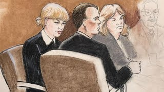 Former DJ takes the stand in Taylor Swift groping trial