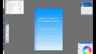 Ücretsiz bir e-Kitap Kapağı Oluşturma
