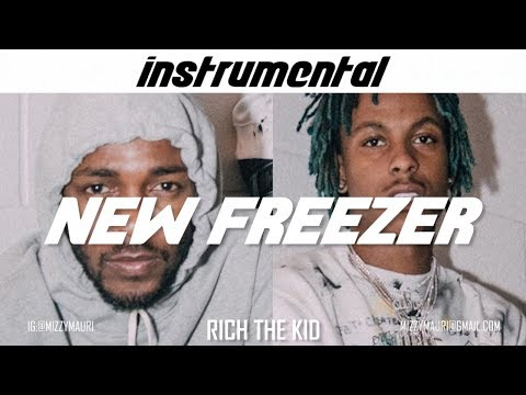 Rich the Kid ft. Kendrick Lamar - New Freezer (INSTRUMENTAL)