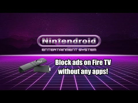 Block ads on Firestick / Fire TV without any apps using AdGuard DNS