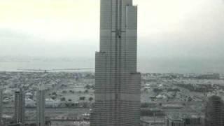 Burj Dubai - From top to bottom