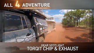 Gear Spotlight: Torqit Chip & Exhaust ► All 4 Adventure TV