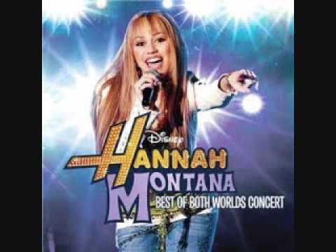 Hannah Montana Rockstar (live) HQ
