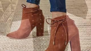 2018 Trend Bayan Ayakkabı Modelleri