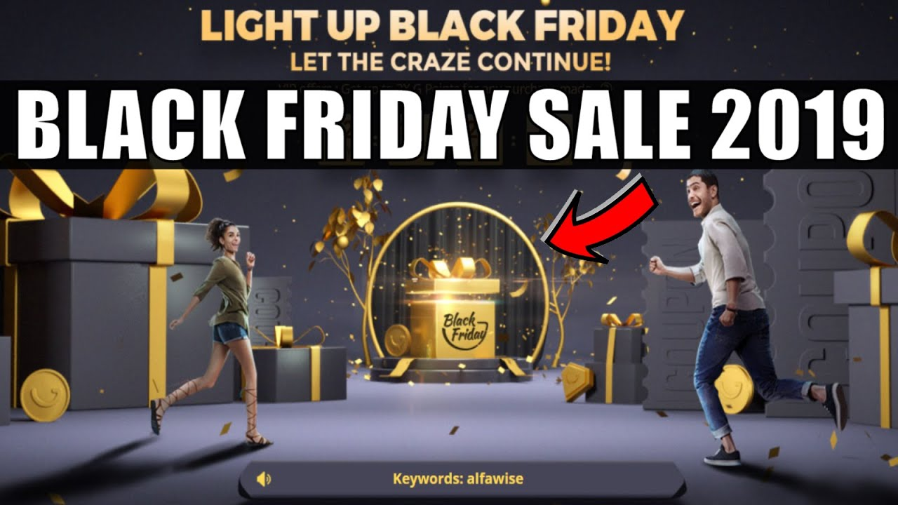 GearBest Black Friday 2019: 3 Ways to Get Coupons