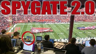 Spygate 2.0: Patriots Caught Filming Bengals Sideline