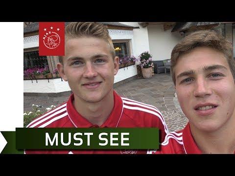 Op reis met Carel en Matthijs | Deel 1