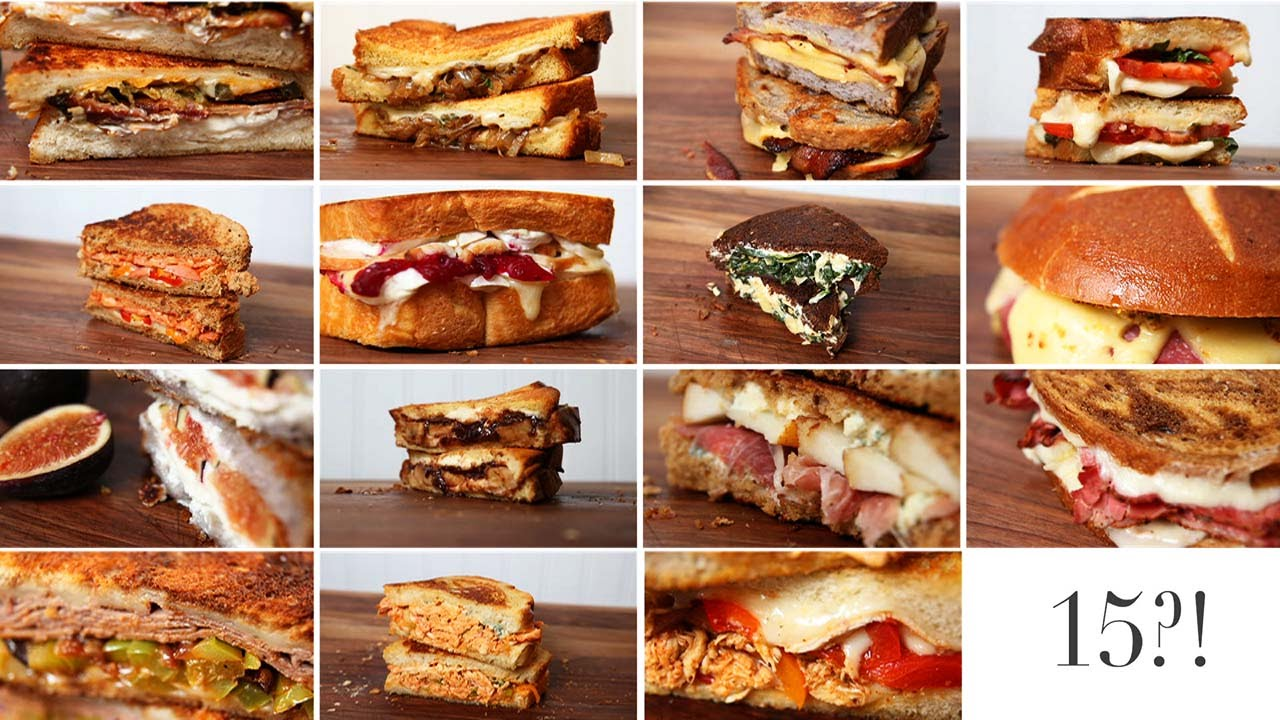 15 Grilled Cheese Ideas Happy Grilled Cheese Month