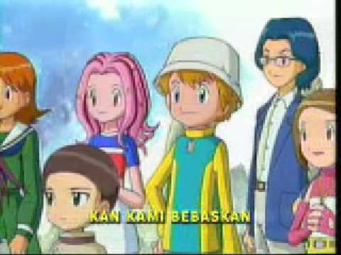 Digimon 2 Opening - Target (Indonesian Dub.) [HQ]