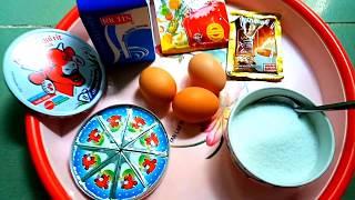 Hướng dẫn làm món rau câu Bánh Flan Trứng Vị cà Phê