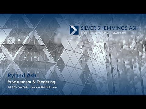 Procurement & Tendering