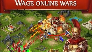 Empire War: Age Of Heroes - Android Gameplay HD