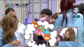 BLACKPINK  New Yang Nam Show - GFriend Make Ugly Faces