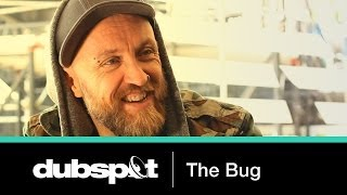 The Bug (Ninja Tune / Hyperdub) Talks Inspiration and Influences w/ Dubspot @ Movement Festival