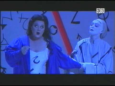 Die Frau ohne Schatten - Parte 2 - Gran Teatre del Liceu - Barcelona - noviembre 2000