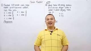 Download Mp3 Prediksi Utbk 2020   Matematika Saintek   Fungsi Kuadrat
