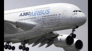 Baixar A380, the world's largest passenger airliner, to fly into history