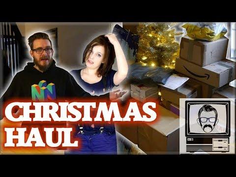 Huge December Unboxing | Nostalgia Nerd