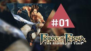 Zagrajmy w Prince Of Persia Piaski Czasu #1 / Gameplay 720p / Let's Play / PL