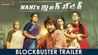 Nani's Gang Leader Blockbuster Trailer | Karthikeya | Vikram Kumar | Anirudh | Mythri Movie Makers