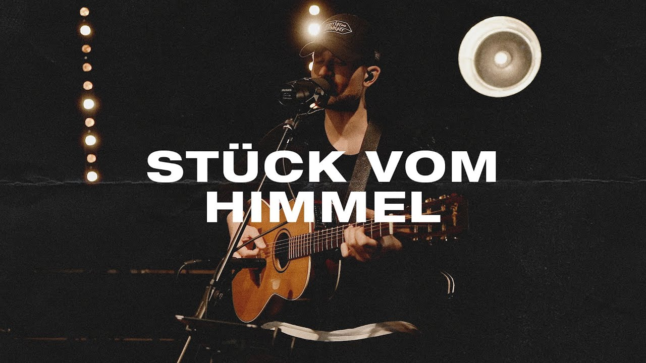 "Stück vom Himmel (Akustik) - Cover ""Touch of heaven"" Hillsong Worship 