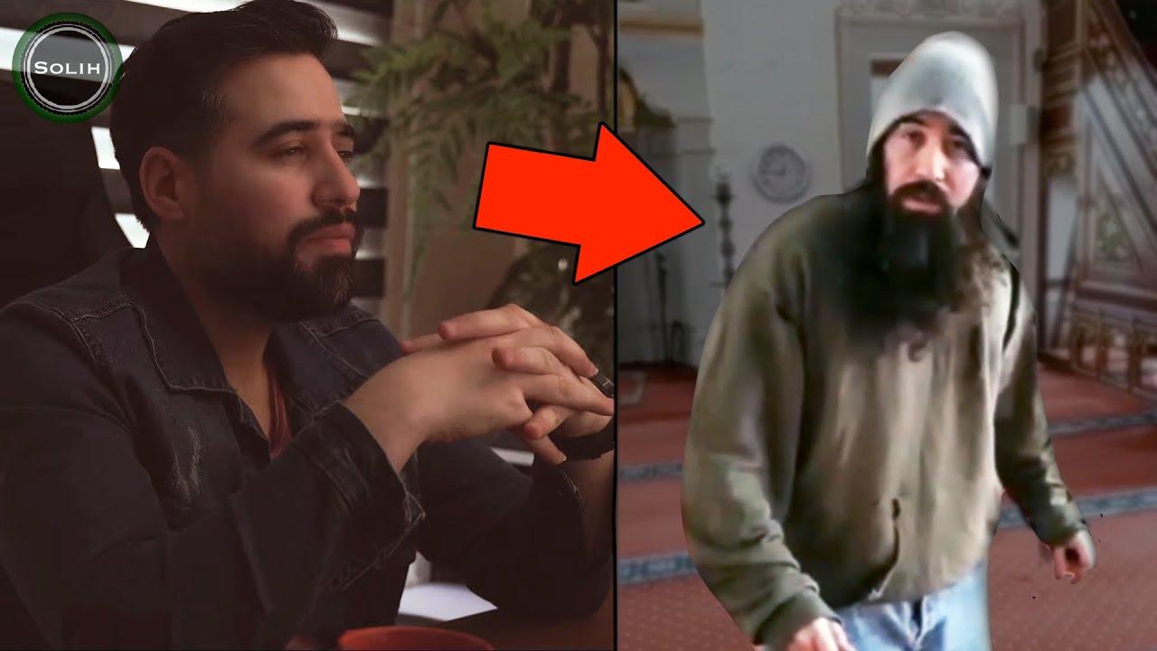 Обложка видеозаписи Переодетый в бездомного начал красиво читать Коран