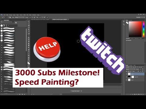 Warframe - 3000 Sub Milestone Video (x3lp art? OMFG)