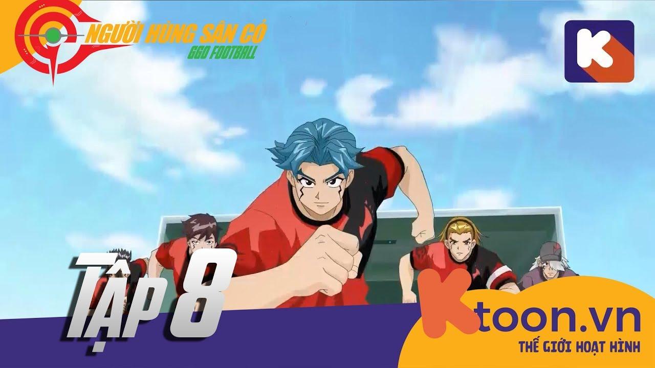 GGO HUYỀN THOẠI SÂN CỎ Tập 8 – Đội bóng Chân Trần
