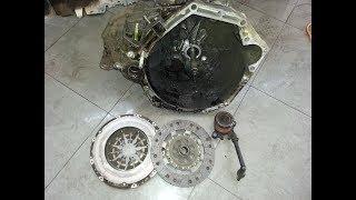 Remplacement du kit d'embrayage sur Renault MEGANE III 1.5DCI