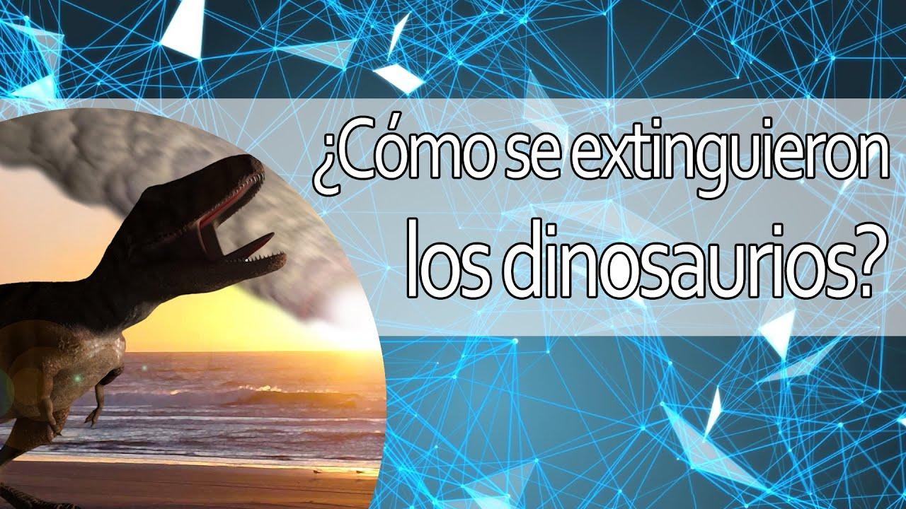 C mo se extinguieron los dinosaurios youtube - Cuando se poda los rosales ...