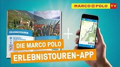 Die MARCO POLO Erlebnistouren-App