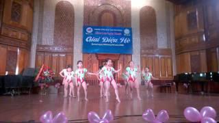dạy  múa  - dance - belly dance - khiêu vũ - thanh nhạc - piano - guitar ĐT 046 326 5555