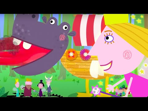 Ben and Holly's Little Kingdom - Spies - Compilation - HD Cartoons for Kids