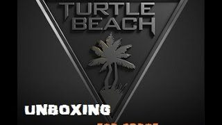 unboxing turtle beach px24 br new headset