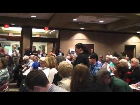 Gerald R. Ford International Airport Public Hearing on Deicing Fluid [6.6.2013] Q&A