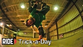 How-To Skateboarding: Inverts With Jeff Hedges