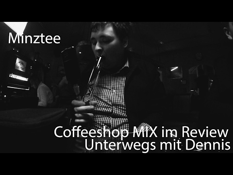 Enschede - Coffeeshop - Test - Cafe Mix