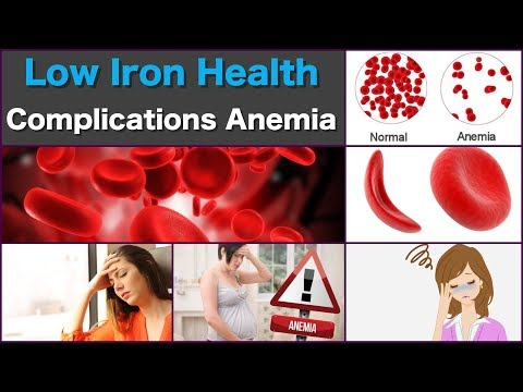 low-iron-health-complications-of-low-iron-deficiency-anemia